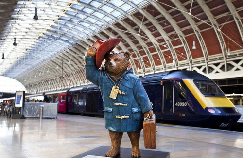 Paddington London