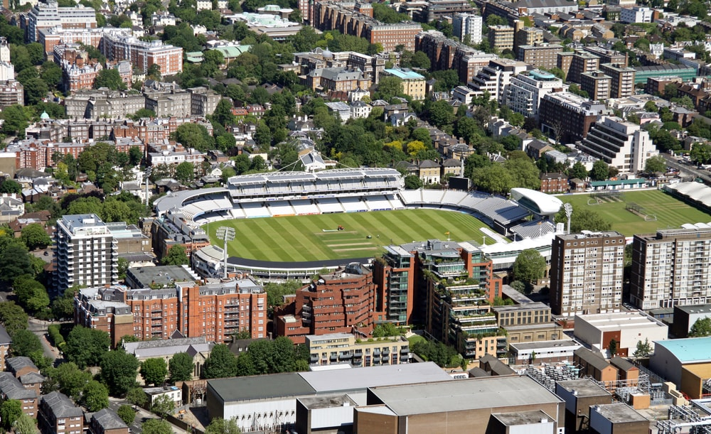 Lords cricket ground, London