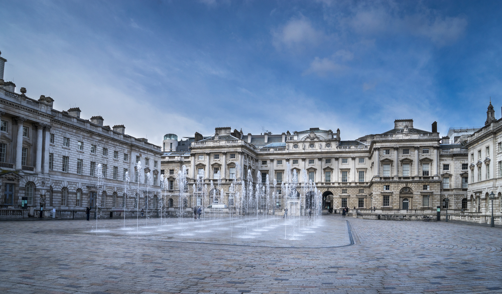 Courtauld Gallery Institute at Somerset House