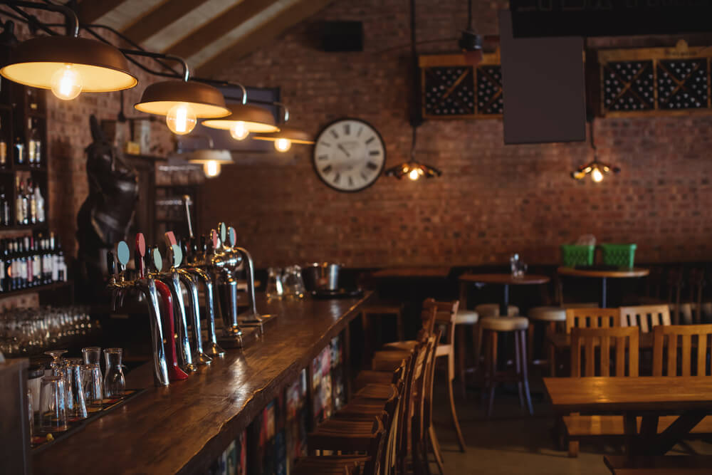 countryside style pub