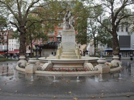 Leicester square London