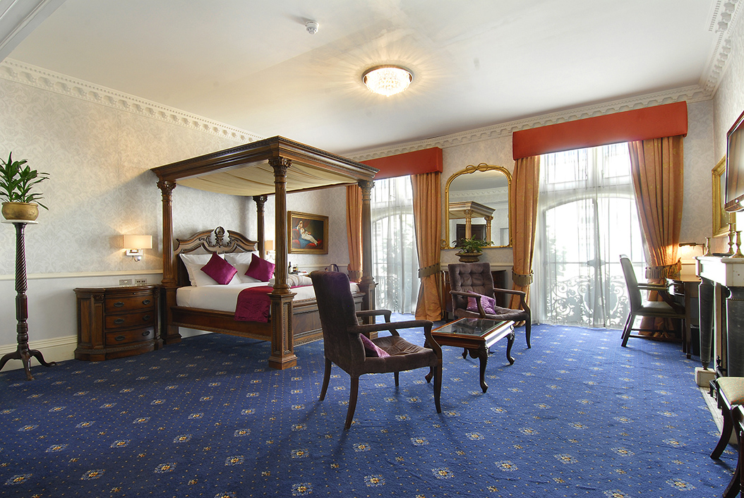 Lillie Langtry Suite at Grand Royale London