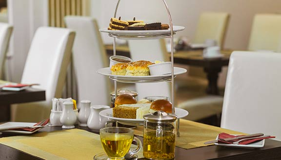 A Truly Grand Afternoon Tea Experience